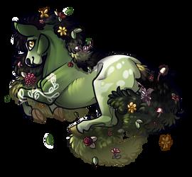 CM | Fairly Floral by Fargonon