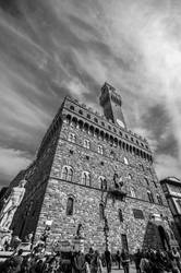 Palazzo Vecchio by LojZza