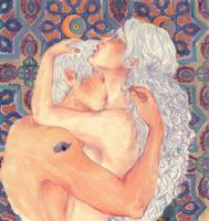 Tallon and Haku by KiyoshyAi