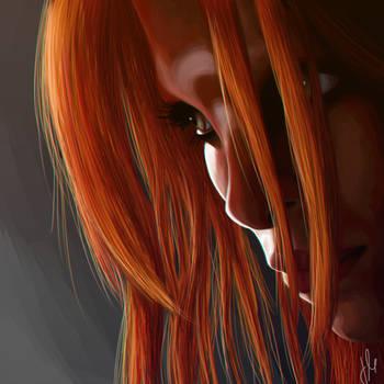 IRISA NYIRA by Gloriousdownfall