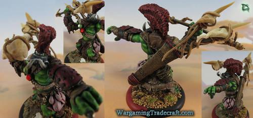 Hordeblood Troll Impaler by NPlusPlus