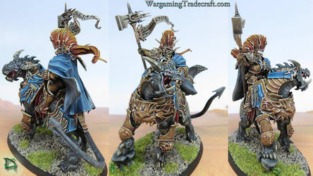 Age of Sigmar Knight by NPlusPlus