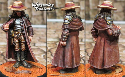 Adventurer's of Olim - Gunslinger Paladin by NPlusPlus