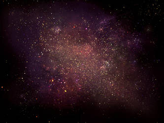 Starfield Red by acheronnights