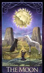 The Moon by acheronnights