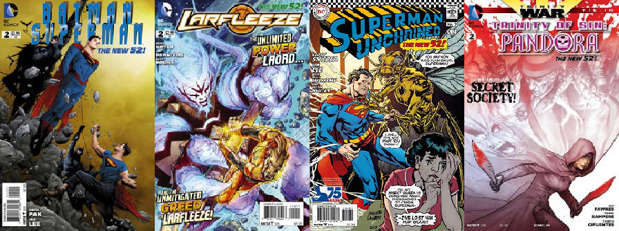 DC LEGENDS:THE NEW 52-14:PART 14 VERSION 3 by MAJIN-LORD on