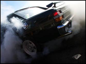 GTHO Burnout by EN94GE