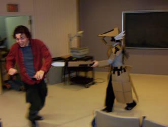 anime mecha showdown by trickstapriest