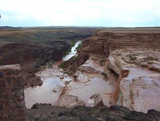 Colorado River by trickstapriest
