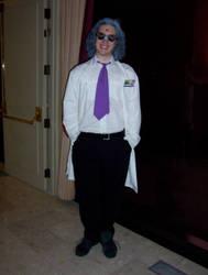 Dr. Nova Cosplay by trickstapriest