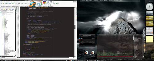 Desktop Anno September 2007 by sirethomas