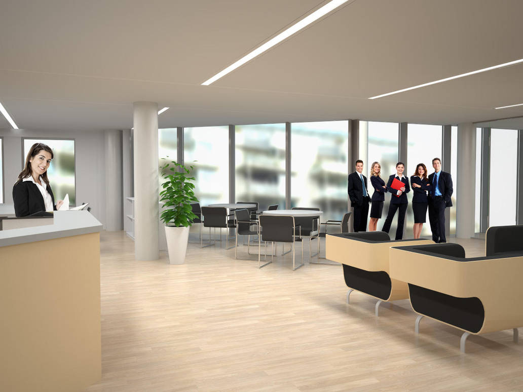 Office 07 by sirethomas
