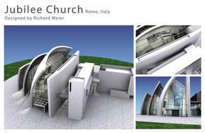 Jubilee Church - Rome, Italy by sirethomas