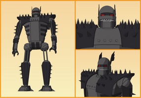 Evil Giant by sirethomas