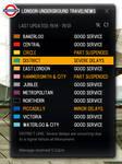London Underground Live Travel by sirethomas