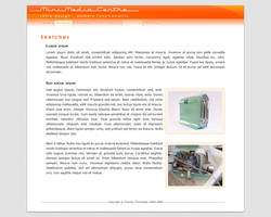 Mini Media Centre Website by sirethomas