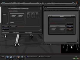 darkGUI - preview 1 by sirethomas