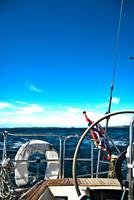 Open sea by Haslum