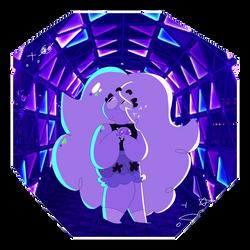 purple place by Pyjamethyst
