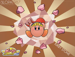 Kirby Stone by Blopa1987