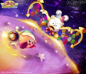 Kirby VS Marx by Blopa1987