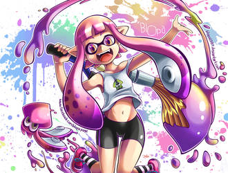 Splatoon! by Blopa1987