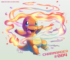 Charmander by Blopa1987