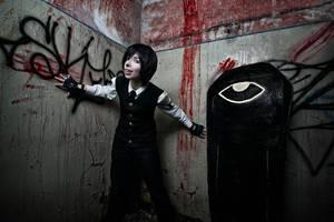 Hellsing - Young Walter by Wan-Mei