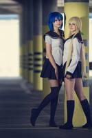Kampfer girls by Wan-Mei