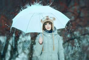 Dream girl by Wan-Mei