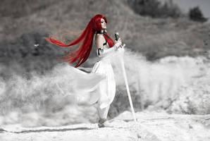 White queen by Wan-Mei