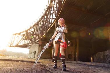 FF - Lightning by Wan-Mei