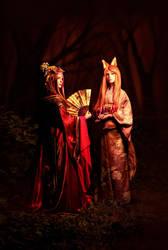 Demons night by Wan-Mei