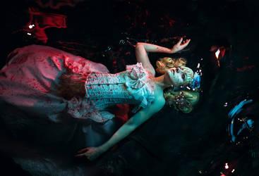 Drowned Lizzy by Wan-Mei
