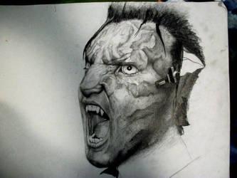 Avatar Sketch by Laddyshmad