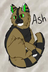A Wild Ash Appeared by phoenixthefox1