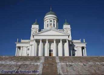 Tuomiokirkko, Helsinki by dieZera