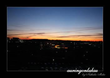 auringonlasku 2 by dieZera