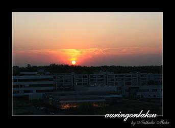 auringonlasku 3 by dieZera