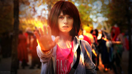 Rewind time - Max Caulfield - Life is Strange by MasterCyclonis1