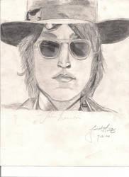 john lennon by CheerBear25