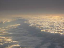 Champs de nuages by Snyki