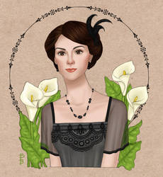 Lady Mary by Balandis-Meow