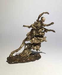Bone fiend by devilish-dreams