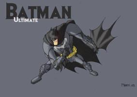 BATMAN ULTIMATE by Martigalaxy