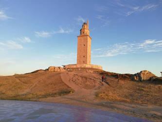 La Torre de Hercules  by garrus368