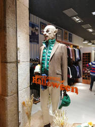 In a shop of Coruna by garrus368