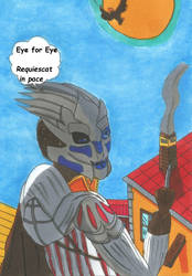 Revenge is the only way by garrus368