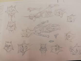 Sketch  by garrus368