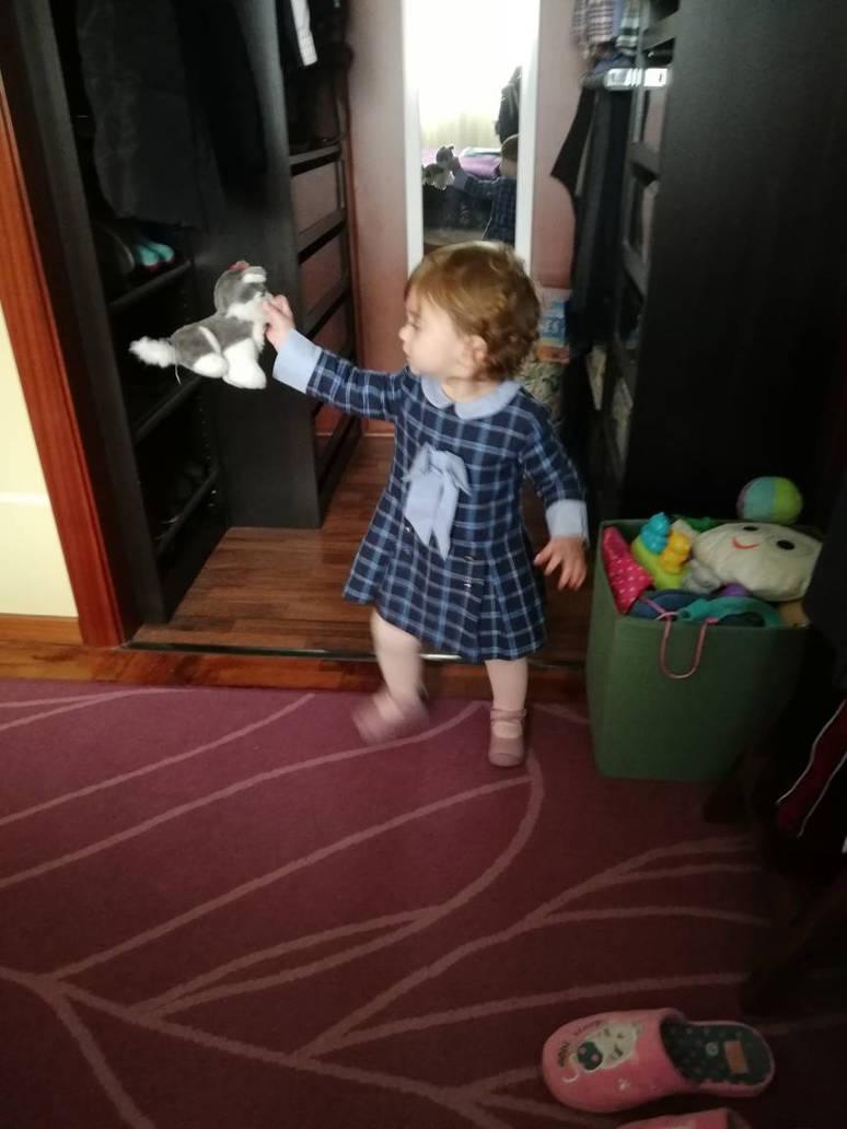 My little niece :3 by garrus368